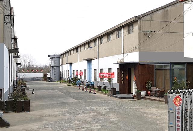 大唐格雅工厂实景