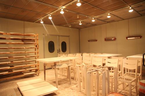 大唐格雅生产烤漆房