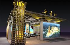 展览展厅色彩设计的基本要求-南京大唐格雅展柜制作厂家