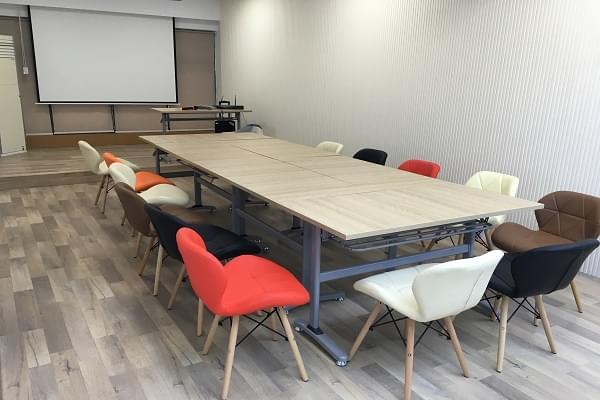 大唐公司会议室