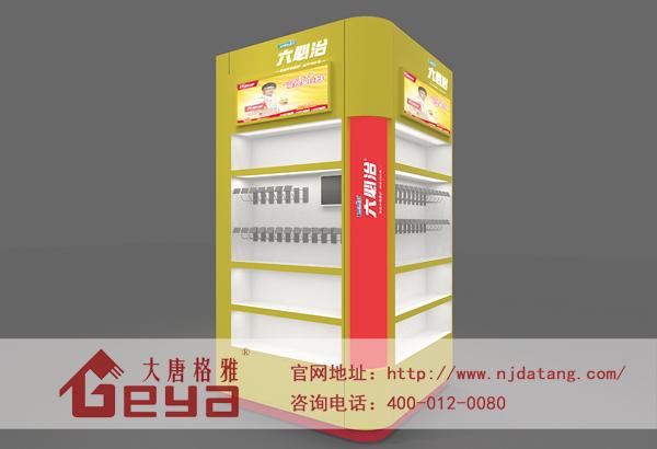 家居 南京展柜柜台设计制作展会搭建工厂 > 南京超市店铺包柱应该怎样