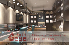 珠宝展示柜的成本控制 -南京展柜厂