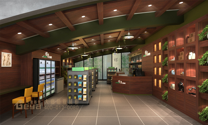 超市货架-南京牛首山