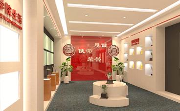 学校展厅-南京