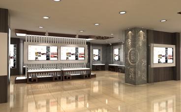 展厅布置-南京展厅-展厅设计