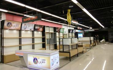 钢木货架-南京苏宁易购
