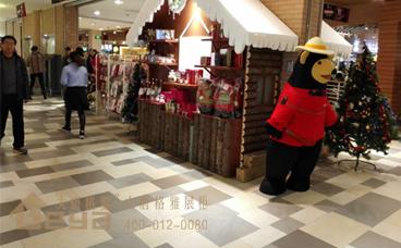 圣诞小屋-南京新街口金鹰