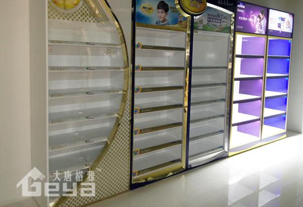 奶粉展示柜-南京雀巢奶粉