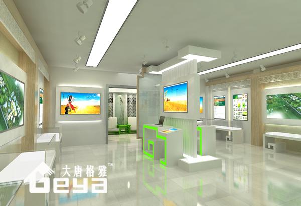 展厅设计-苏州农业展厅