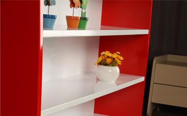烤漆展柜-展台设计