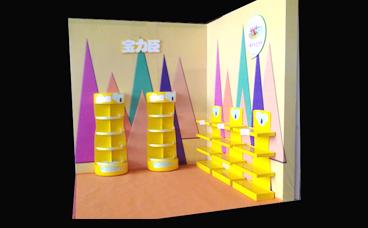 展厅设计-南京展厅制作厂家