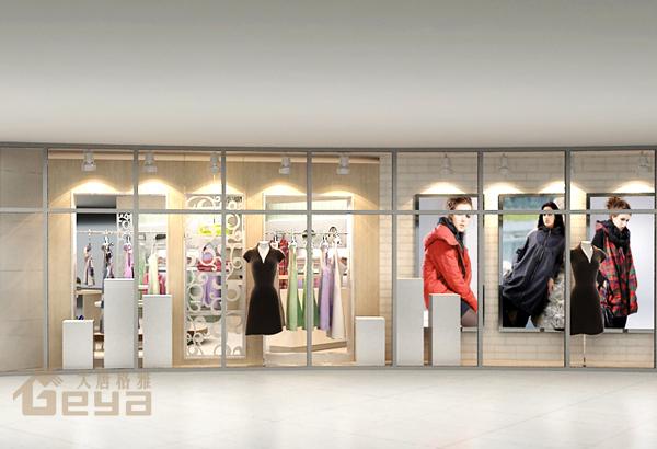 服装展柜-服装展柜生产厂家