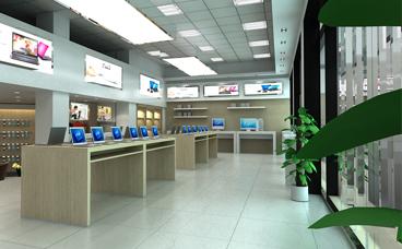 电脑展柜-南京展柜厂-电脑展柜制作