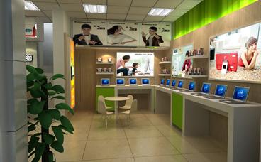 手机展柜-电脑展柜-南京展柜