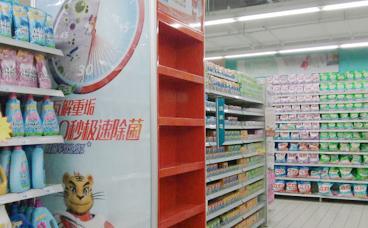 超市包柱-超市货架-南京展柜