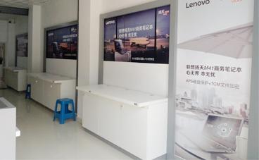 电脑展柜-联想电脑展柜-手机展柜