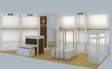 服装展柜-南京展柜-服装展柜生产厂家