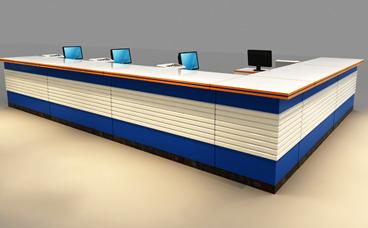 南京展柜厂-中国邮政展柜
