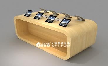 木质展柜-PAID桌