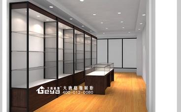 文物展柜-朝天宫二期古玩店