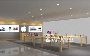 苹果体验区