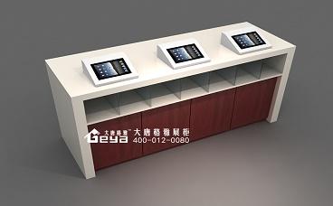 木质烤漆展柜-苏州诉讼服务中心