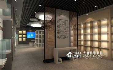 金裕制罐-展厅设计