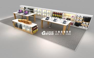 捷波朗苹果体验店展示柜