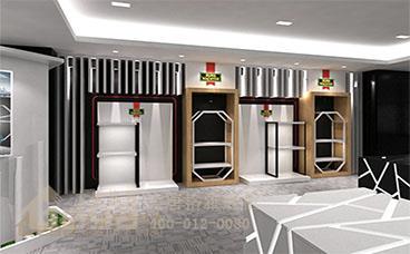 企业展厅-保险柜展厅