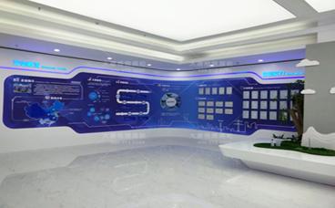 企业展厅-展厅设计